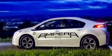 Opel Ampera Testbericht