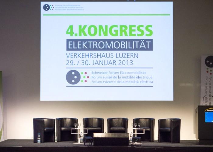 4. Schweizer Kongress Elektromobilität