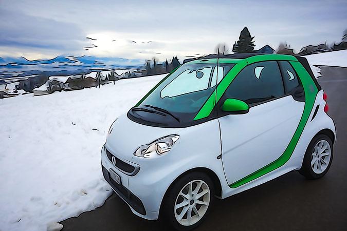 Smart ED Cabrio Testbericht