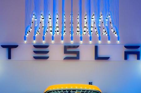 Tesla Roadster – Impressionen