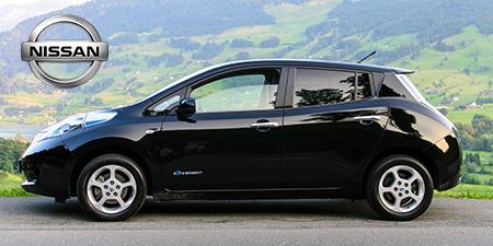 Nissan Leaf Testbericht