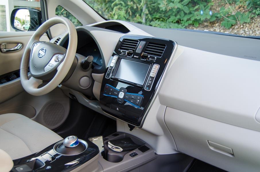 Nissan Leaf Testbericht - AQQU