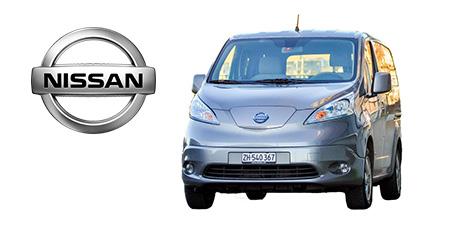 Nissan e-NV200 Testbericht