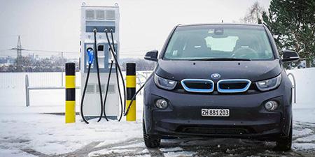 BMW i3 – unterwegs mit CCS & REx