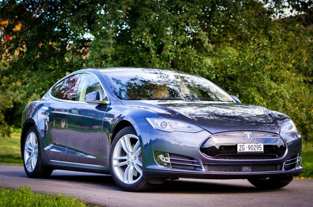 Mein Tesla Model S