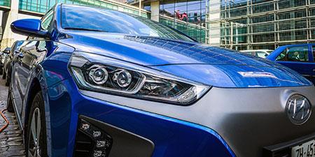 Hyundai IONIQ – auf der Langstrecke