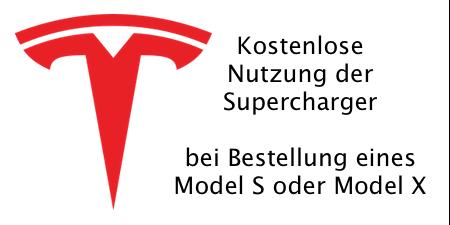 Tesla? Gratis SuperCharging!