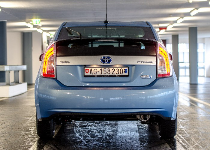 Toyota Prius Plug-in Testbericht