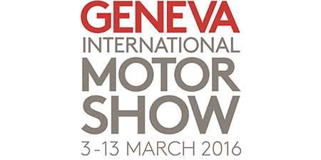 Auto-Salon Genf 2016